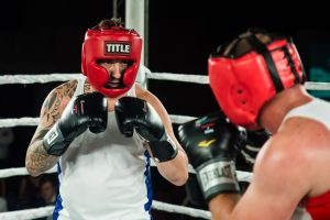 Plumbing industry Champions 4 Charity boxing
