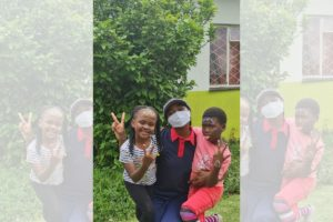 The PIRB celebrates Christmas at Dimphonyana Tsa Lapeng